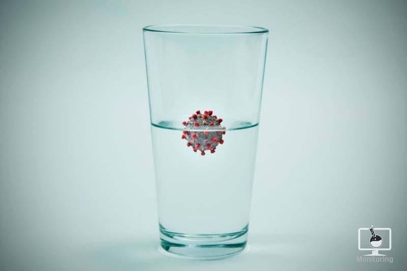 Koronavirus ve vodě: Pitná voda koronavirus