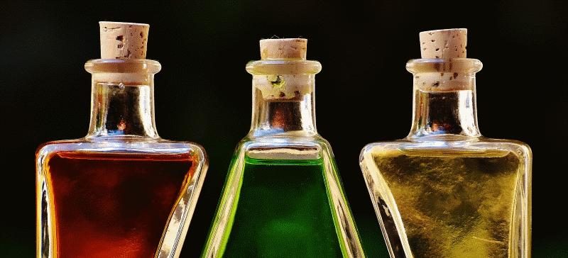 Rozbor metanolu v alkoholu